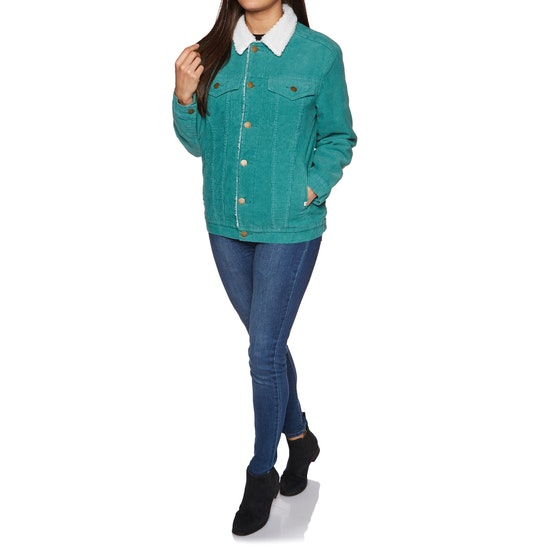 Billabong Who Me Cord Ladies Jacket