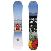 Snowboard Femme Salomon Gypsy Classicks By Desiree