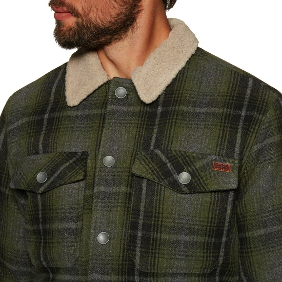 Billabong Barlow Wool Mens Jacket