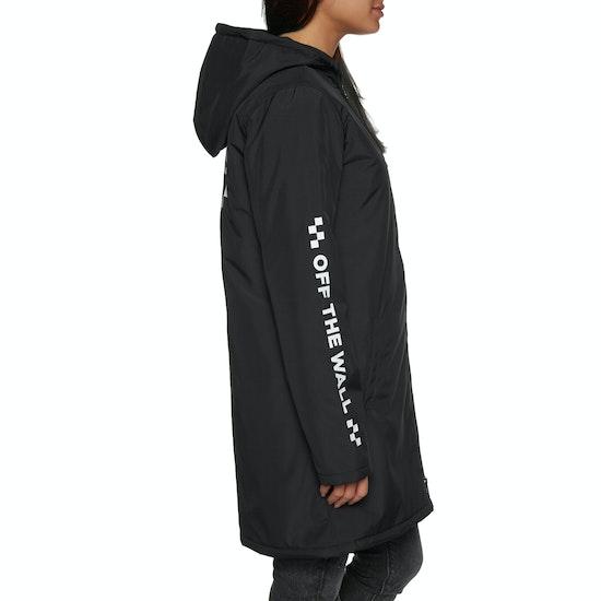 Vans Alliance Long Windbreaker Ladies Jacket