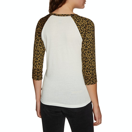 Vans Prowling 3 Quarter Ladies Long Sleeve T-Shirt