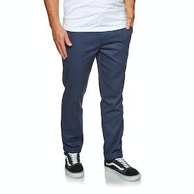 Dickies WP872 Slim Fit Work Chino Hose - Navy Blue