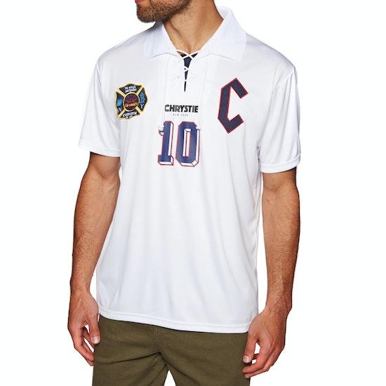 T-Shirt de Manga Curta Chrystie 18 COPA Soccer Jersey