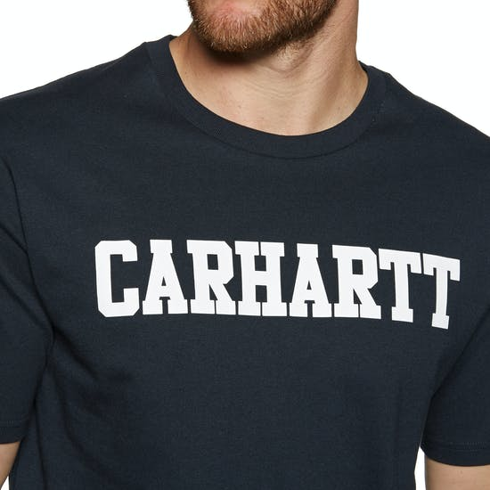 Carhartt College Mens Short Sleeve T-Shirt