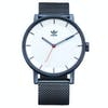 Adidas Originals District_M1 Watch - Navy / Silver Sunray / Red