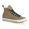 Converse Chuck Taylor All Star Hiker Boot Hi Womens Shoes - Teak Black Natural Ivory