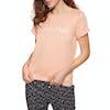 T-Shirt à Manche Courte Calvin Klein Cotton Coord Crew Neck - Melon Blossom