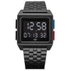 Adidas Originals Archive_M1 Watch - All Black / Blue / Red