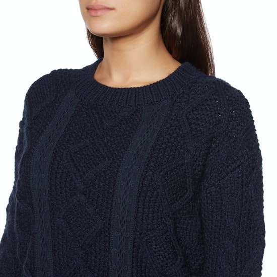Superdry Clara Lace Knit Dames Breigoed