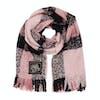 Superdry Super Orkney Dames Sjaal - Sandy Pink