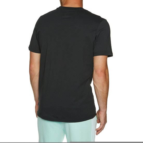 Adidas Solid BB Short Sleeve T-Shirt