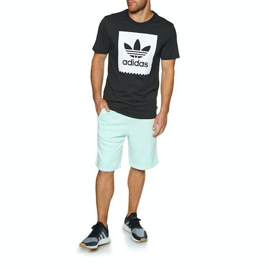 Adidas Solid BB Short Sleeve T-Shirt