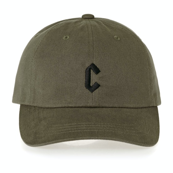 Boné Chrystie Small C Logo Dad