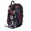 Superdry Mesh Tarp Backpack - Abstract Alpine Black