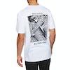 T-Shirt à Manche Courte Insight Real Music - White
