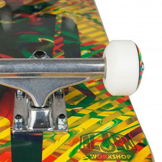 Alien Workshop Dreamland 7.875 Inch Complete Skateboard