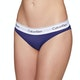 Calvin Klein Mc Perforated Micro Bikini Womens Knickers