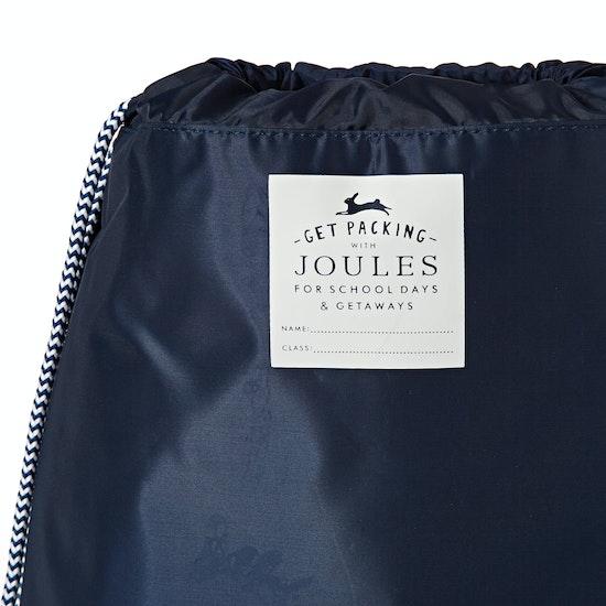 Joules Drawstring Girls Drybag