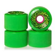 Santa Cruz Slime Balls Og 78a 66mm Skateboard Wheel