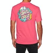 Santa Cruz Slasher Dot Short Sleeve T-Shirt