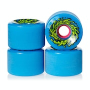 Santa Cruz Slime Balls Og 78a 66mm Skateboard Wheel