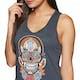 Santa Cruz Sugar Skull Womens Camisole Vest