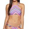 Rip Curl Sunscape High Neck Bikini Tops - Multico