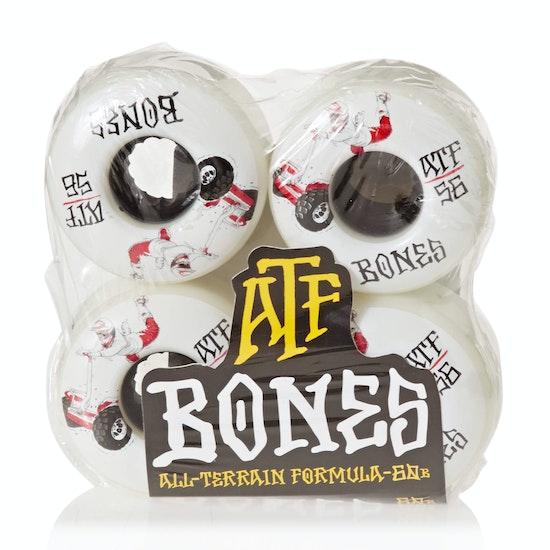 Bones Seg Cross ATF 56mm Skateboard Wheel