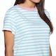 Santa Cruz Preppy Womens Short Sleeve T-Shirt