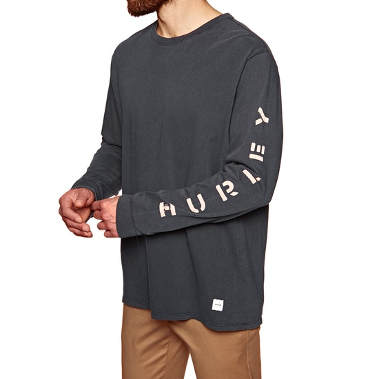 Camiseta de manga larga Hurley Heavy Cool Summer