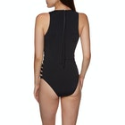 Seafolly Active Multi Strap High Neck Swimsuit