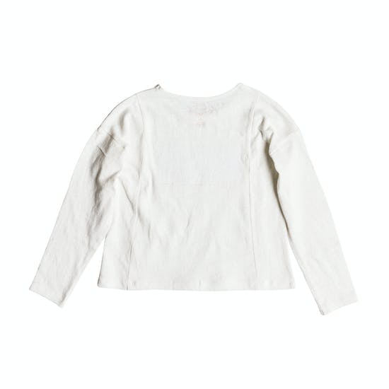 Roxy Made Of Gold Girls Long Sleeve T-Shirt