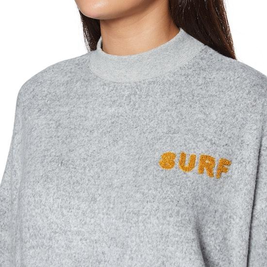 Sweat Femme Rip Curl Sunday Sun Crew Fleece