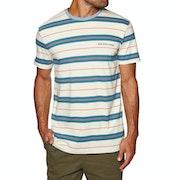 Quiksilver Dera Steps Mens Short Sleeve T-Shirt