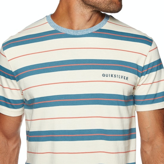 Quiksilver Dera Steps Kurzarm-T-Shirt