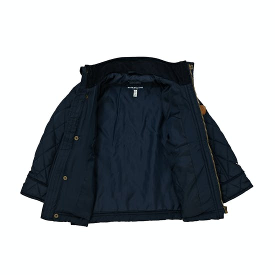 Joules Stafford Quilted Boys Jacket