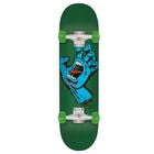 Santa Cruz Minimal Hand 8.25 Inch Complete Skateboard