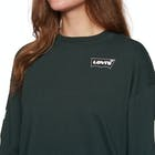 Levi's Graphic Crop Housemark Play Cavi Long Sleeve T-Shirt
