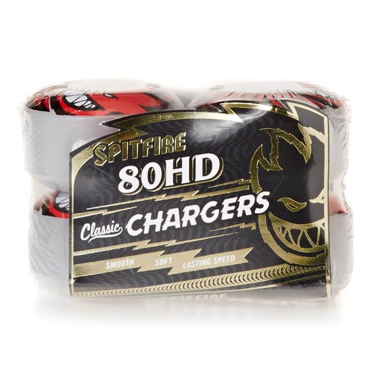 Spitfire Soft 80hd Chargers Classic 54 Mm Skateboard Wheel