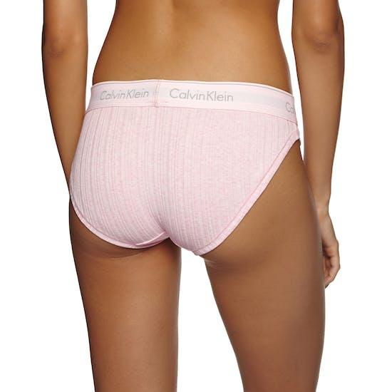Culotte Femme Calvin Klein Modern Cotton Rib Bikini