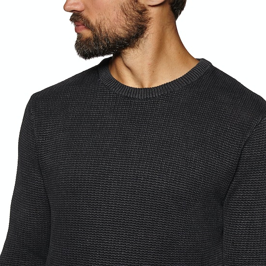 Globe Slip Stitch Sweater
