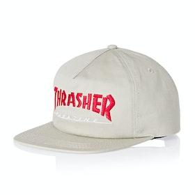 Thrasher Skate Mag Two Tone Cap - Tan