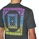 T-Shirt à Manche Courte Independent Guzman Stencil