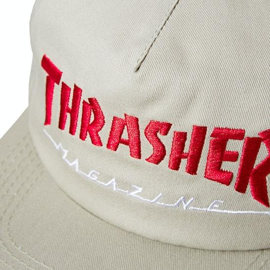 Boné Thrasher Skate Mag Two Tone