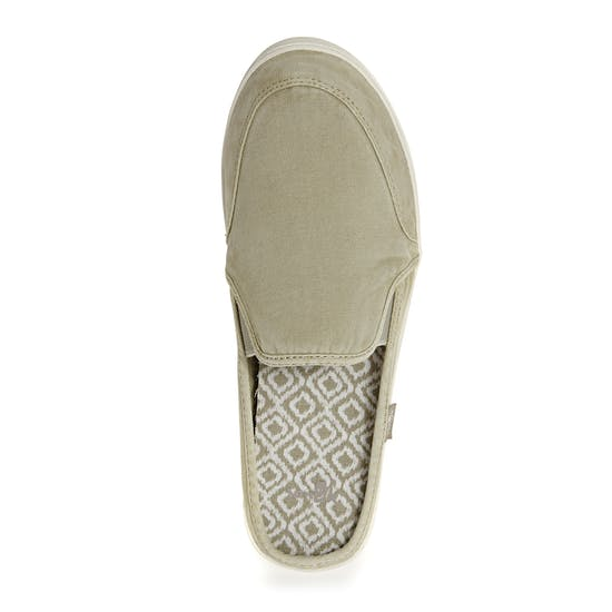 Sanuk W Dree Me Cruiser Ladies Slip On Trainers