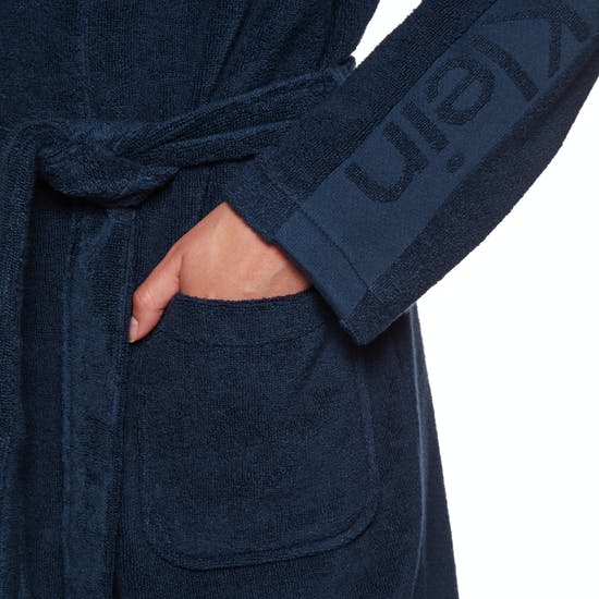 Vêtement d'intérieur Femme Calvin Klein Terry Logo Robe