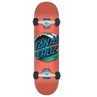Santa Cruz Wave Dot 7.75 Inch Complete Skateboard