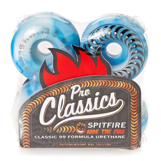 Spitfire Elijah Berle Classic Swirl 53 Mm スケートボード用ホイール