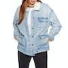 Volcom Woodstone Womens Jacket - Light Blue