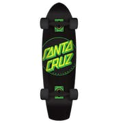 Santa Cruz Classic Dot Shark 30.97 Inch Cruiser